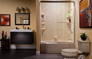 shower to tub conversion