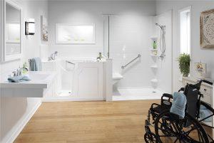 Bathtub accessibility upgrades